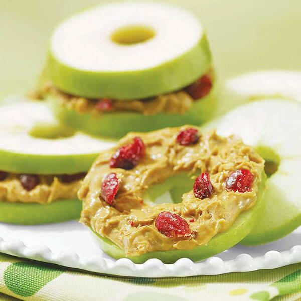 Bagels de pomme au beurre de cacahuètes super chunck – Recipes