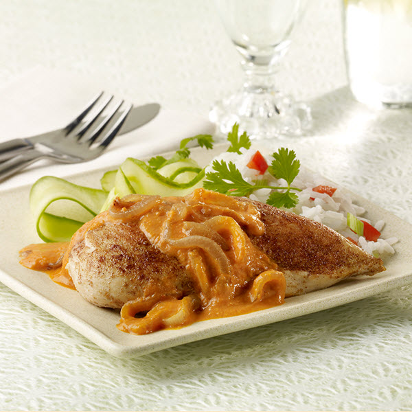 Poulet sauce cacahuètes – Recipes
