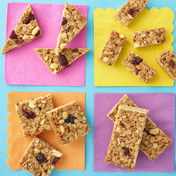 Granola aux fruits secs et au beurre de cacahuètes SKIPPY®